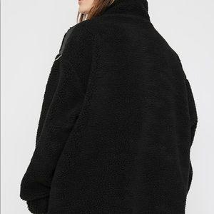 Dolls Kill Jackets & Coats - Dollskill Savage Taught me Fleece Jacket